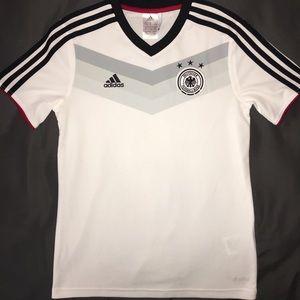 Adidas Germany Soccer Jersey (2014)
